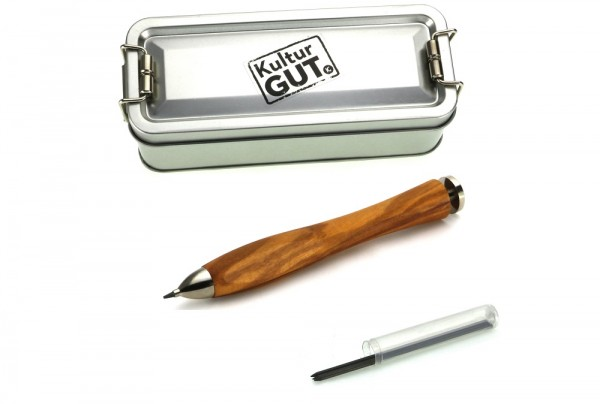 Bleistift Whale Olive   ersatzminen in Klappbox S.jpg