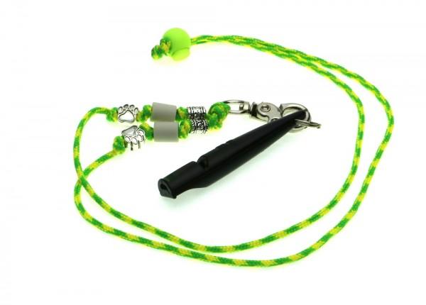 Pfeifenband basic mit pfeiffe ACME grün-gelb .jpg