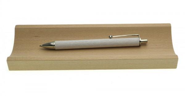 Kugelschreiber Allwood weiß in Stifteschale Line.jpg