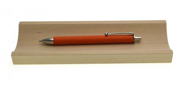 Kugelschreiber Allwood orange in Stifteschale Line.jpg