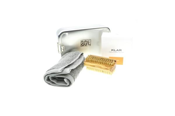 Nagelbürste   Klar Seife 150g   Handtuch   XL Box.jpg