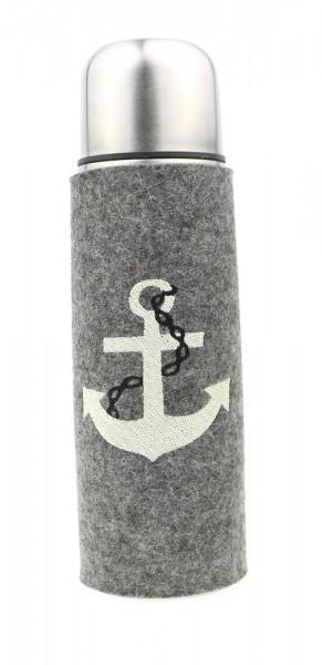 Thermoskanne Anker weiß auf grau 0.5l.jpg