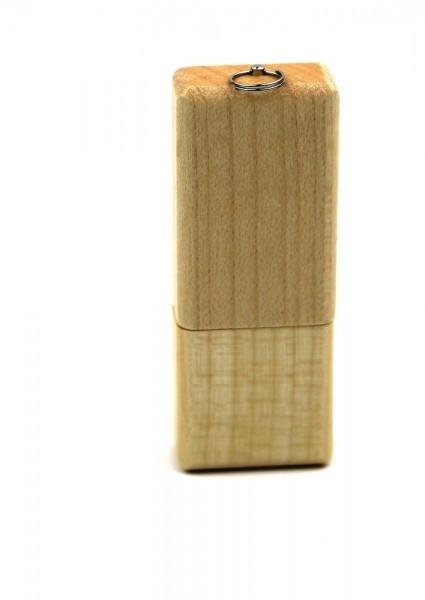 Handgefertigter USB stick aus Holz