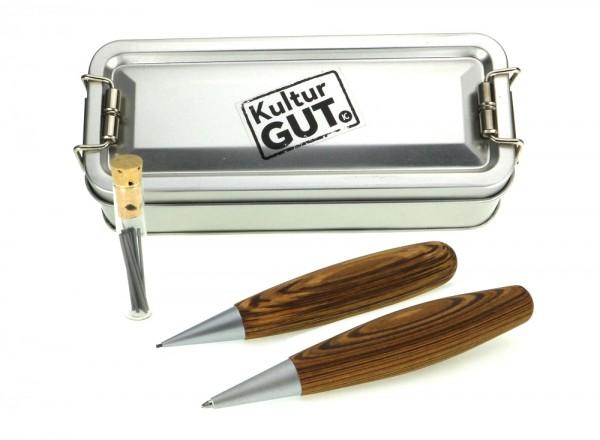 Officebox Move Bleistift   Kugelschreiber Move Zebrano mit Ersatzminen in Klappbox S.jpg
