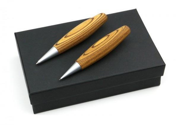 Set Move Kugelschreiber und Bleistift in zebrano natur.jpg